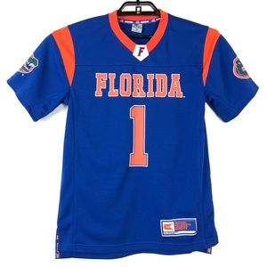 Colosseum Florida Gators Youth Jersey Med 12-14